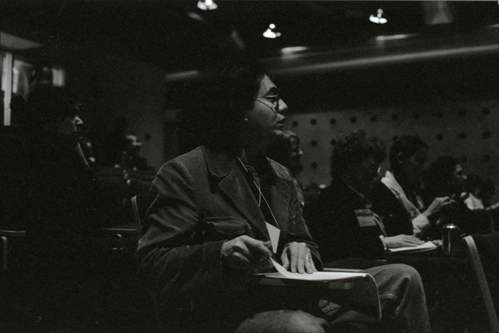 2002 11 30 Indian Acts Panel 2 Roll 3 5 Warren Arcan takes respondent notes